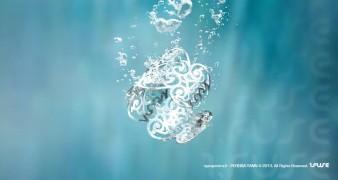 Studio photo VAR / photographie Bijoux piscine.eau.fond.marin.