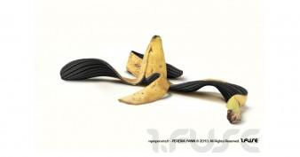 Photographe Alimentaire à Nice / Yann PEREIRA banane, photomontage,retouche photo 1-fuse