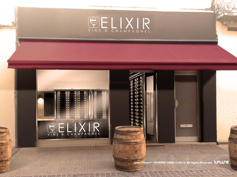 ELIXIR.facade-magasin.Logo.Web-design.1fuse.Web.yann-pereira