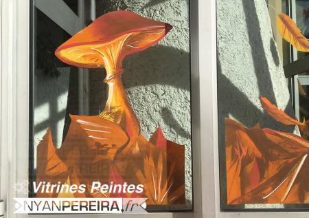 3.Vitrine.decoration.automne.peinture.vitre.art