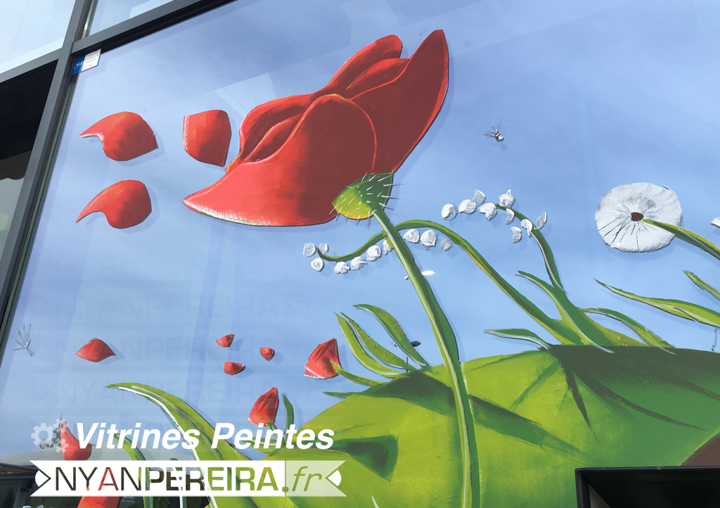 4.vitrine.peinte.decoration.printemps.hyperu