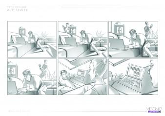 Storyboarder Freelance PACA : Image storyboard (2)