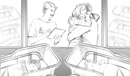 Storyboard.hoptial.naissance.sage.femme.2