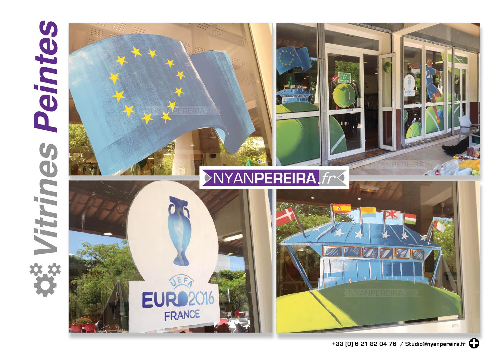 Vitrine.peinte.décoration.euro.2016.event.