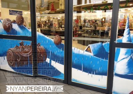 vitrinepeinte-centre-commercial-decoration-noel-artiste-1