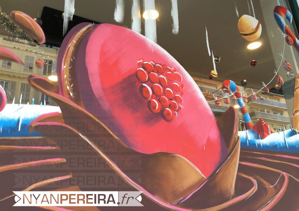 13-vitrine-peinte-noel-boulangerie-nice-macaron