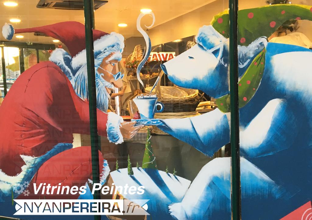 007-Decoration.hiver.noel.vitrine.peinture.original.drawing