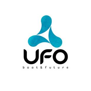 Logo.identité.graphique.nautique.UFO.bateau.logo