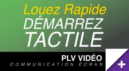PLV.vidéo.Animation-Service.ecran.communication.europcar.