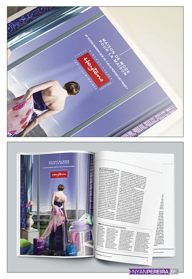 annonce presse Photomontage photomanipulation publicitaire photographe freelance