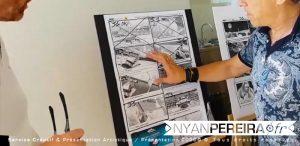 planche storyboard freelance
