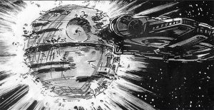 STAR WARS // storyboard