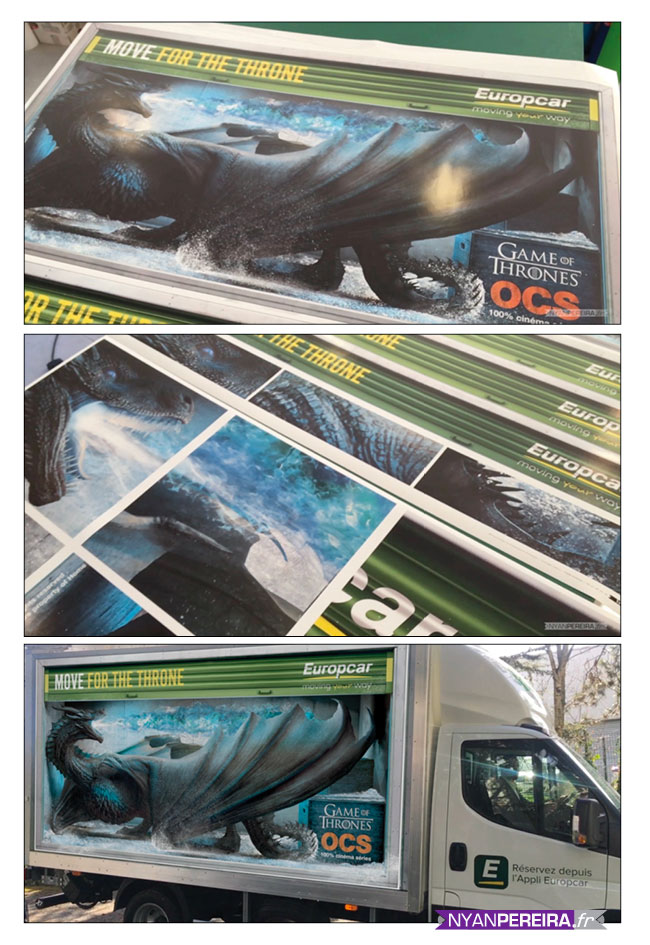 photomontage.europcar.dragon.got.total.covering.pub.photographe.freelance.publicite.Paris