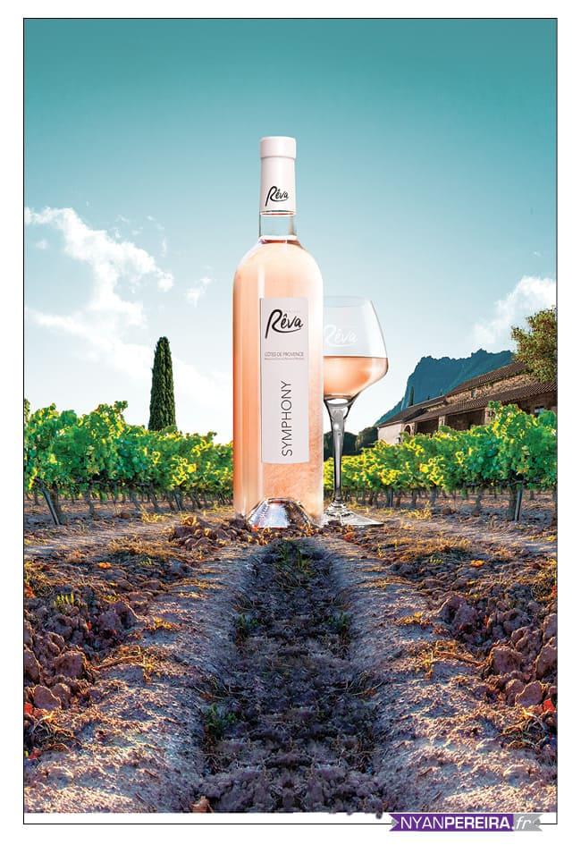 Photographe vins spiritueux cocktails