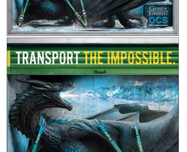 photo manipulation campagne covering europcar dragon got-s8 HBO photographe studio freelance.paris