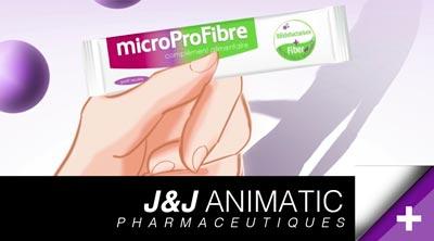 Animatics & pré-tests Publicité  pour le Secteur pharmaceutique
