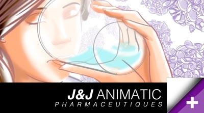 Prodcution Animatics & storyboarding Pub / Complément alimentaire
