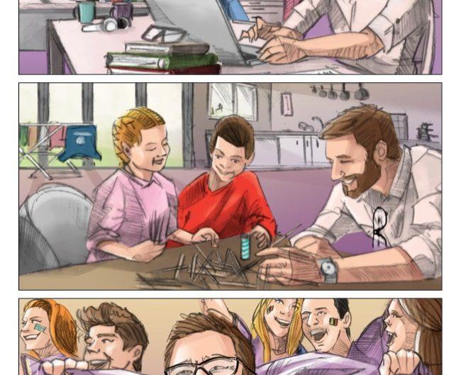 Concepteur Storyboard WW (Weight Watchers réinventée)