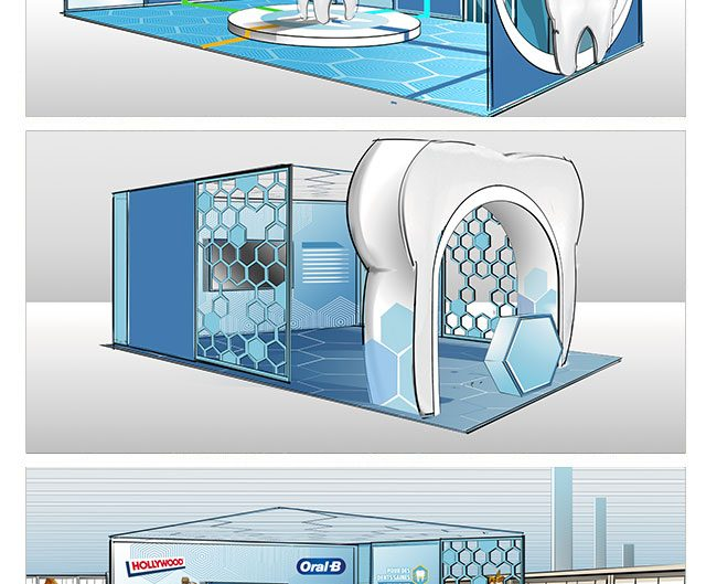 11.ORAL-B.marketing.roughman.scenographe.freelance.thetralisation.in-store.concept.store.creation.pop.up.in.out-store